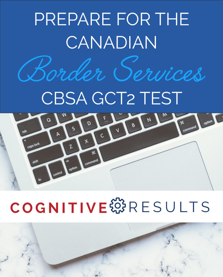 Prepare for the Canadian Border Services Cbsa Gct2 Test