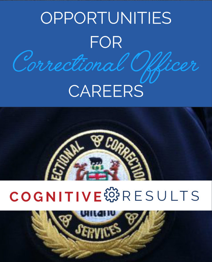 Opportunities for Correctional Officer Careers