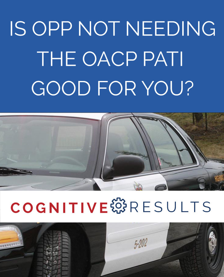 Is OPP not needing an OACP good for you?