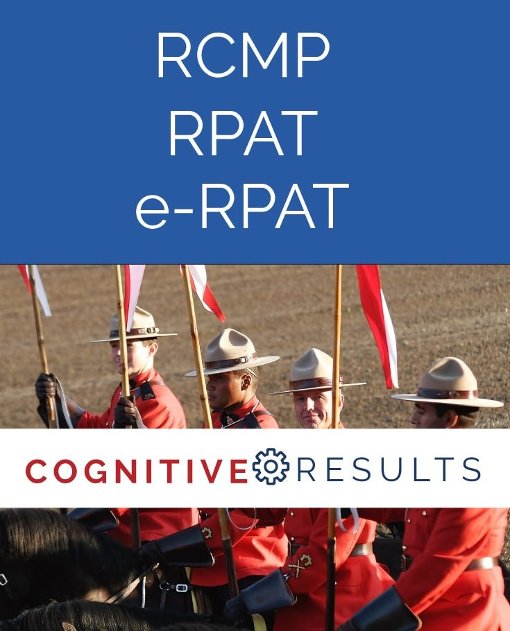 RCMP e-RPAT and Interview programs
